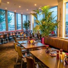 DoubleTree by Hilton Hotel Amsterdam Centraal Station питание фото 3