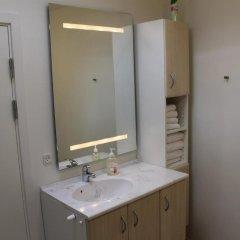 Отель Odense Apartments Дания, Оденсе - отзывы, цены и фото номеров - забронировать отель Odense Apartments онлайн ванная