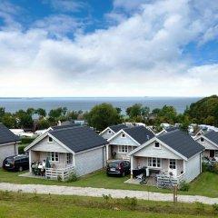 Отель Skovlund Camping & Cottages Боркоп пляж