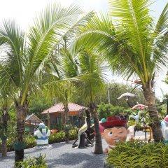 Отель Chomview Resort Ланта парковка