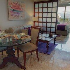Отель Paradisus by Meliá Cancun - All Inclusive 4* Люкс с двуспальной кроватью фото 3