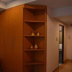 Отель Seven Oak Inn 2* Стандартный семейный номер с двуспальной кроватью фото 14