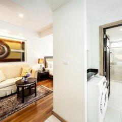 Отель Adelphi Grande Sukhumvit By Compass Hospitality 4* Улучшенная студия фото 4