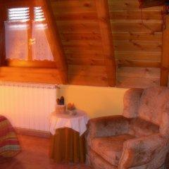 Отель Alojamiento Rural Ostau Era Nheuada сауна
