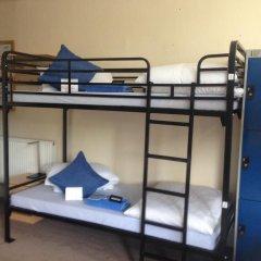 Kipps Brighton Hostel Кровать в общем номере с двухъярусной кроватью фото 3