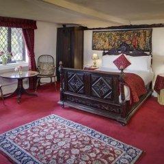 Nailcote Hall Hotel 4* Люкс с различными типами кроватей фото 3