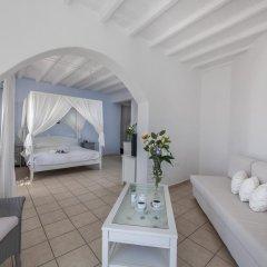 Deliades Hotel комната для гостей фото 3