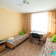 Гостиница Октябрьская Номер Эконом с 2 отдельными кроватями фото 4