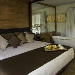 Magic Blue Boutique Hotel 4* Улучшенный номер с различными типами кроватей фото 2