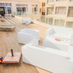 Отель Fig Tree Bay Apartments Кипр, Протарас - отзывы, цены и фото номеров - забронировать отель Fig Tree Bay Apartments онлайн бассейн фото 3