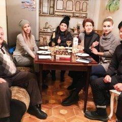 Хостел Sakharov & Tours питание