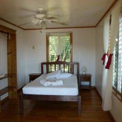 Отель Colibri Hill Resort Гондурас, Остров Утила - отзывы, цены и фото номеров - забронировать отель Colibri Hill Resort онлайн комната для гостей фото 3