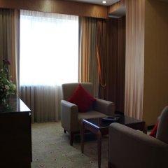 Гостиница Grand Aiser 4* Люкс с различными типами кроватей фото 8