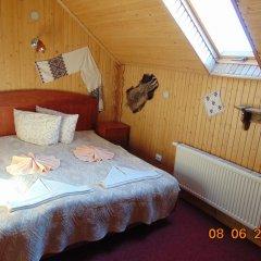 Гостиница Panorama Karpat Yablunytsya Полулюкс с различными типами кроватей