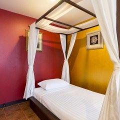 Отель The Best Bangkok House 3* Номер Делюкс с различными типами кроватей фото 3