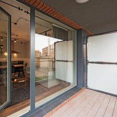 Апартаменты Apartinfo Chmielna Park Apartments Улучшенные апартаменты с различными типами кроватей фото 20