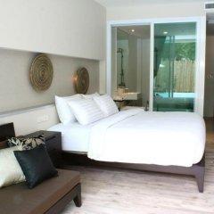 Отель Sarikantang Resort And Spa 3* Номер Делюкс с различными типами кроватей фото 27