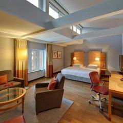 Отель Hilton Cologne 4* Стандартный номер разные типы кроватей