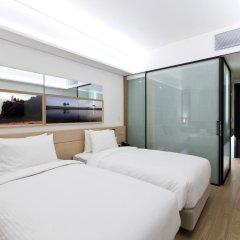 Отель Sotetsu Hotels The Splaisir Seoul Myeong-Dong 4* Улучшенный номер с различными типами кроватей