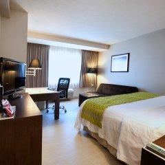 Отель Holiday Inn Puebla La Noria 3* Стандартный номер с разными типами кроватей фото 5