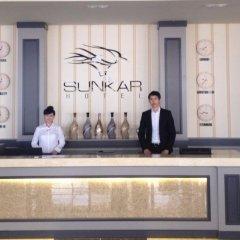 Гостиница Sunkar Казахстан, Атырау - отзывы, цены и фото номеров - забронировать гостиницу Sunkar онлайн интерьер отеля