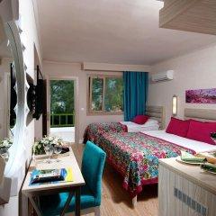 Отель Club Phaselis 5* Стандартный номер разные типы кроватей