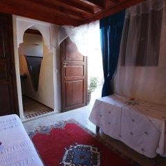 Отель Riad Zehar 3* Стандартный номер с различными типами кроватей