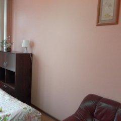 Мини-Отель Ю-Порт Номер Эконом разные типы кроватей фото 5