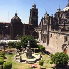 Отель Mexiqui Zocalo Мексика, Мехико - отзывы, цены и фото номеров - забронировать отель Mexiqui Zocalo онлайн фото 4
