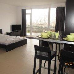Отель Aparthotel Cote D'Azure 3* Студия Эконом с различными типами кроватей фото 35