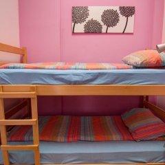 Manga Hostel Стандартный номер с различными типами кроватей (общая ванная комната) фото 5