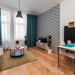 Апартаменты Comfortable Prague Apartments Улучшенные апартаменты с различными типами кроватей фото 3