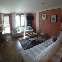 Отель Apartament Malwa Сопот комната для гостей фото 2