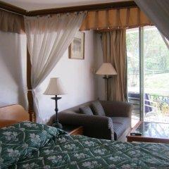 Orchid Hotel and Spa 3* Номер Делюкс с двуспальной кроватью фото 6