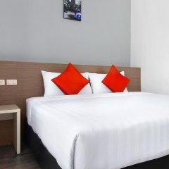Отель D Varee Xpress Makkasan 3* Стандартный номер фото 15