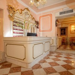 Hotel Canaletto интерьер отеля