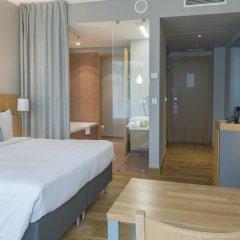 Отель Sopot Marriott Resort & Spa 4* Улучшенный номер с различными типами кроватей