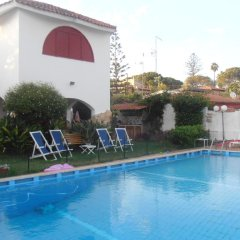 Отель Villa Morreale Фонтане-Бьянке бассейн фото 2