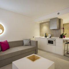 Отель One Ibiza Suites 5* Студия с различными типами кроватей фото 8