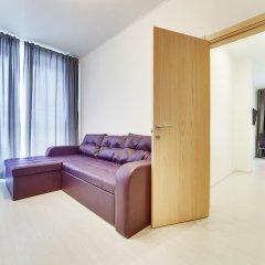 Гостиница Минима Водный 3* Люкс с различными типами кроватей фото 7