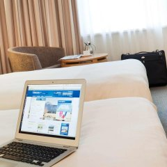 Отель Novotel Zurich Airport Messe 4* Улучшенный номер с 2 отдельными кроватями