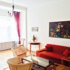 Апартаменты Gogol Apartment комната для гостей фото 3