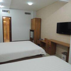 Danh Uy Hotel 2* Стандартный номер с различными типами кроватей фото 3