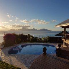 Отель Te Tavake by Tahiti Homes Вилла с различными типами кроватей фото 6