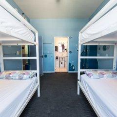 Отель Samesun Venice Beach Кровать в общем номере фото 8