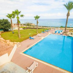 Отель Fig Tree Bay Apartments Кипр, Протарас - отзывы, цены и фото номеров - забронировать отель Fig Tree Bay Apartments онлайн бассейн