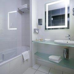 Отель Best Western Saphir Lyon 4* Стандартный номер с различными типами кроватей фото 4