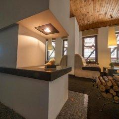 Апартаменты Green Life Family Apartments Pamporovo интерьер отеля фото 2