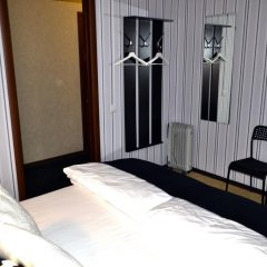 Хостел Казанское Подворье Номер с общей ванной комнатой с различными типами кроватей (общая ванная комната) фото 33
