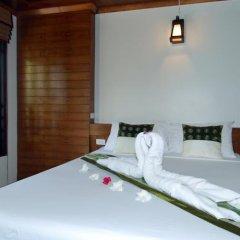 Отель Baan Pakgasri Hideaway Ланта комната для гостей